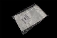 Bolsa 20x30 para el envasado al vacío de embutido, carnicería, pescado, etc...  Válida para máquinas de campana. Caja de 10 paquetes de 100 bolsas.