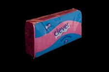 Servilleta de color fucsia 20x20 de 2 capas, en calidad tissue microgofrada. Indicada para desayunos, meriendas, posavasos, cóctel,etc. Caja de 28 paquetes de 100 servilletas.