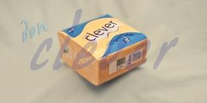 Servilleta para comedor de color salmón 40x40 de 2 capas en calidad tissue Punta-Punta. Este acabado hace que la servilleta sea más fuerte y de mayor absorción. Caja de 24 paquetes de 50 servilletas.