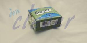 Servilleta para comedor de color verde 40x40 de 2 capas en calidad tissue Punta-Punta. Este acabado hace que la servilleta sea más fuerte y de mayor absorción. Caja de 24 paquetes de 50 servilletas.