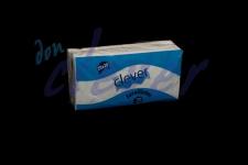 Servilleta blanca 20x20 de 2 capas, calidad tissue. Tamaño especial para desayunos, meriendas, posavasos, cóctel, etc. Caja de 72 paquetes de 100 servilletas.